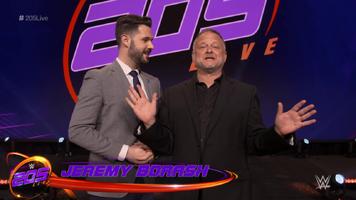 Jeremy Borash WWE Debut
