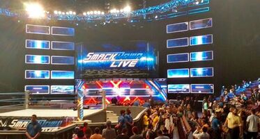 SmackDown Set 2016 2