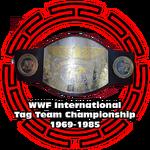 WWF International Tag Team Championship