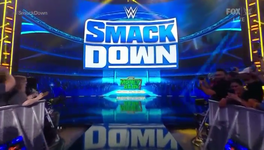 2021 07-16 SmackDown Tron