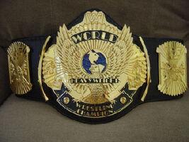 WWE Championship Winged Version