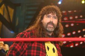 Mick Foley TNA