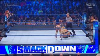 SmackDown on Fox Ring 2019
