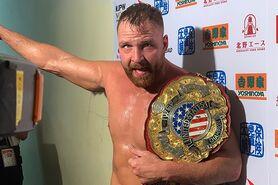 Jon Moxley IWGP United States Champion