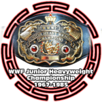 WWF Junior Heavyweight Championship