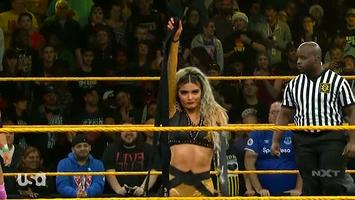 Taynara NXT Dec19
