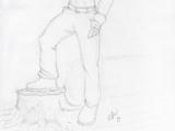 Lumberjack sketch