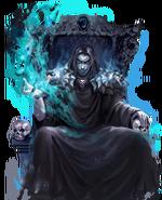 Cosmic Evil Devil King 01