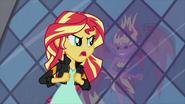 Sunset faces her demonic reflection EG2