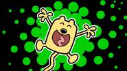 Let's Be Quiet - Wubbzy Jamming 4