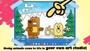 Wubbzy's Animal Coloring Book (iPhone) 2