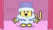TBWC - Wubbzy Wearing Fluffy Costume