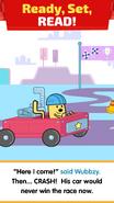 Wubbzy's Racecar (iPhone)