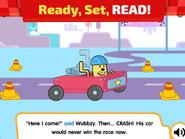 Wubbzy's Racecar (iPad)