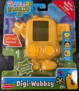 Digi-Wubbzy - Package, Front