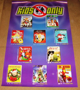 Kids Only October 2008 Movie Poster