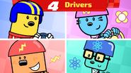 Wubbzy's Racecar (Amazon and Google Play) 3