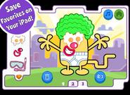 Kooky Kostume Kreator Gameplay 4 (iPad)