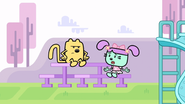 Daizy Asks Wubbzy What's Wrong