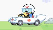 Wubbzy Racecar