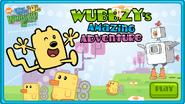 Wubbzy's Amazing Adventure Title Screen (Version 1)