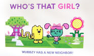 Who's That GirlQ