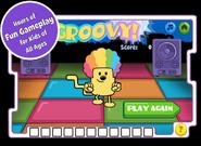 Disco Dancin' Wubbzy App (iPad) 3