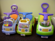 Tooter Scooters (Smaller)