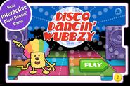 Disco Dancin' Wubbzy App (iPhone)
