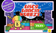 Disco Dancin' Wubbzy App (Amazon and Google Play)