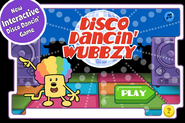 Disco Dancin' Wubbzy App (iPhone) 5