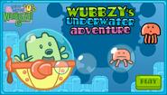 Wubbzy's Underwater Adventure Title Screen