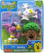 Kooky Kollectibles - Package 4