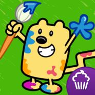 Wubbzy's Animal Coloring Book App 2