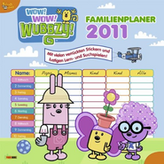 German 2011 Calendar
