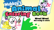 Wubbzy's Animal Coloring Book (Amazon and Google Play)