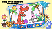 Wubbzy's Animal Coloring Book (Amazon and Google Play) 4