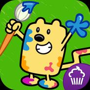 Wubbzy's Animal Coloring Book App