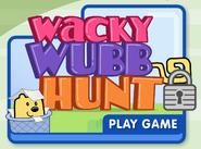 Wacky Wubb Hunt (Locked)