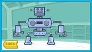 Widget's Build a Robot Singing and Dancing Robot