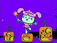 Wow! Wow! Wubbzy! - Hoy es Halloween! (Castellano)