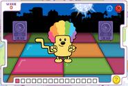 Disco Dancin' Wubbzy Wubbzy's Dance