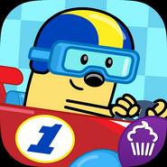 Wubbzy's Racecar App Icon