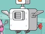 Robo Cluck 3000