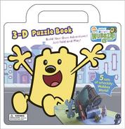 3-D Puzzle Book