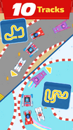 Wubbzy's Racecar (iPhone) 4