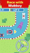 Wubbzy's Racecar (iPhone) 2