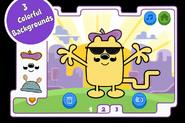 Kooky Kostume Kreator Gameplay 2 (iPhone)