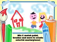 Wubbzy's Animal Coloring Book (iPad) 3