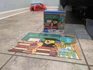 Used my Wow! Wow! Wubbzy! puzzle on August 13th with the box up